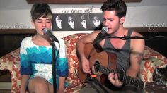 "Maroon 5 ""One More Night"" cover by Mike Squillante and Lauren Ruth Ward"