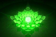 GREEN Chakra 6th