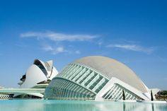 Valencia - Ciudad de las Artes y de la Ciencia