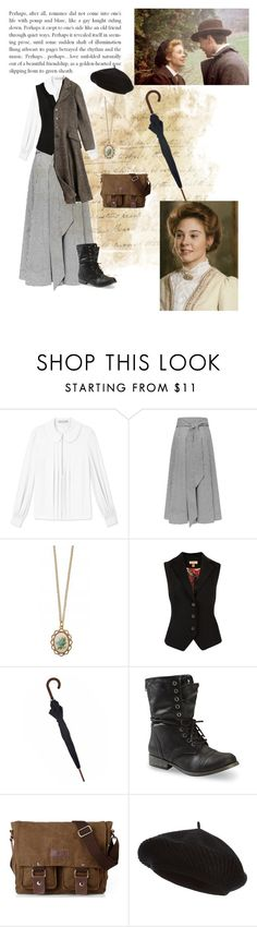 """""""Another Anne set"""" by chellebelle28 ❤ liked on Polyvore featuring Michael Kors, Lisa Marie Fernandez, Ted Baker, London Undercover, Harrods and Toast"""