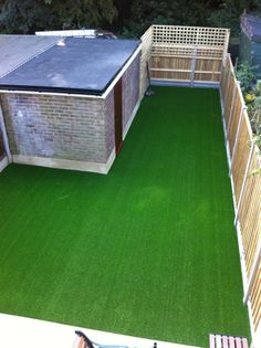 artificial lawn Kent 2014_after_223