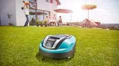 98% would recommend a GARDENA Robotic Lawnmower to a close friend