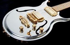 Goulding Guitars Bohemian Chrome