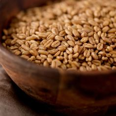 Farro Nutrition Benefits That May Surprise You.  Farro is a  grain that has been around since ancient times in Rome & many countries around the world.