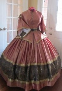 #22-008 Cinnamon day dress