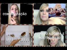 Jully Espelho da Vaidade : Resenha Honesta Verdadeira das Escovas das Blogueiras Ricas e PQ ODIEI...