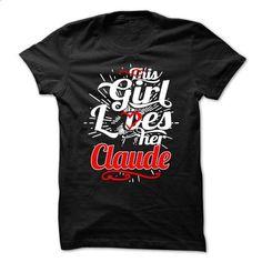 Claude Collection: Valentine version - #sleeve tee #pink hoodie. ORDER NOW => https://www.sunfrog.com/Names/Claude-Collection-Valentine-version.html?68278