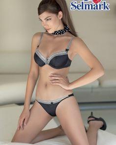 Designer : SELMARK LINGERIE - PINK AUDREY PADDED BRA - $27 Today on Mynetsale.com.au!