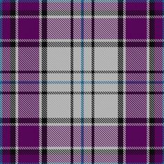MacRae, Dress Purple (Dance) Tartan. Information on The Scottish Register of Tartans.