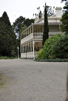 National Trust's Como House in Melbourne #AustraliaItsBig