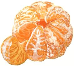 How to draw an Orange fruit, step 7
