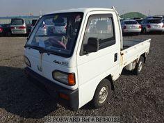 Used 1992 HONDA Acty Truck V HA4 A C Mileage