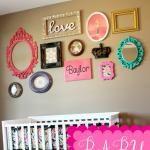 Baby Girl Room Decor - Am I Girl Mom Material?