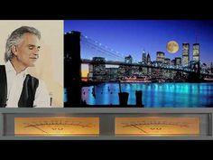 (14) Andrea Bocelli Moon River / CD / Klipsch Forte II - YouTube