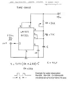5Mhz. simple NMR spectrometer