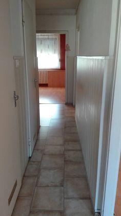 Felújított panellakás Budapesten - Bemutatjuk a 71 nm-es lakás csodálatos átalakulását! Budapest, Tile Floor, Stairs, Flooring, Crafts, Home Decor, Stairway, Manualidades, Decoration Home