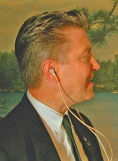 David Lynch AKA Gordon Cole!