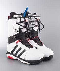 Adidas Snowboarding Tactical Adv Scarponi Ftwwht Cblack Scarle 853c517aa75