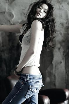 JUN Ji-Hyun aka Gianna Jun 전지현 #korean