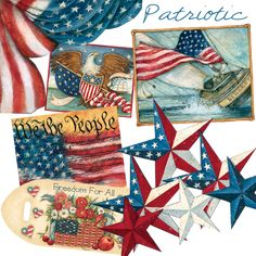 Patriotic by Susan Winget