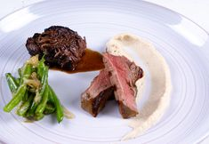 Beef Short Rib and Fillet