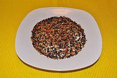 Gewürzmischung für Bolognese-Ragout, ein sehr leckeres Rezept aus der Kategorie Gewürze/Öl/Essig/Pasten. Bolognese, Iraqi Cuisine, Sugar And Spice, Kraut, Sprinkles, Bbq, Spices, Food And Drink, Homemade