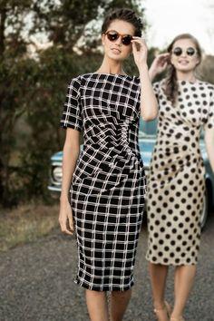 Kangaroo Crossing Dress from Shabby Apple by FutureEdge