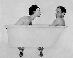Dovima and William Helburn, c. 1959 © William Helburn / Staley-Wise Gallery New York
