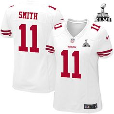 Youth San Francisco 49ers 11 Alex Smith Lights Out Grey Elite Jersey