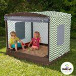 KidKraft Fun-in-the-Sun Cabana Sandbox