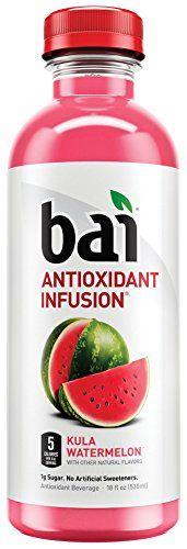 Bai Kula Watermelon, Antioxidant Infused Beverage, 18 Fl.... https://www.amazon.com/dp/B018EY0M1U/ref=cm_sw_r_pi_dp_x_1Jj1zbQMR8GJ8