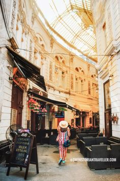 5 most photogenic spots in Bucharest you need to see - The Historian Traveller Walking Map, Luxury Shop, Historian, Romania, Travel Ideas, Beautiful Places, Street View, Tours, City