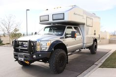 Lambo Power > Ultimate camper/ expedition vehicle?: Earthroamer