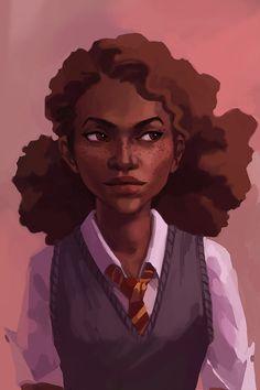 Pour toutes ces raisons, représenter Hermione comme une fille de couleur, c'est retourner aux sources de l'allégorie. | Ce qu'une Hermione noire représente vraiment