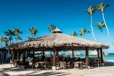 Beach at the Holiday Inn Aruba