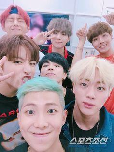 160513 Music Bank // BTS (방탄소년단)