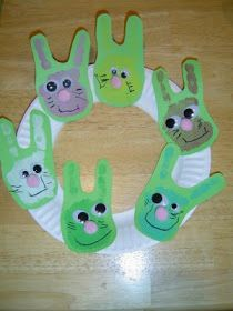 diy home sweet home: 21 Toddler Approved Easter Crafts