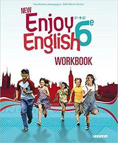Amazon.fr - New Enjoy English 6e - Workbook - Sophie Plays, Catherine Marcangeli, Elodie Vialleton, Odile Martin-Cocher - Livres