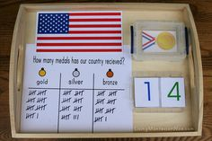 Olympics Montessori Inspired Math Worksheets and Activities - great stuff here! Olympic Crafts, Homeschool Math, Homeschooling, Preschool Projects, Winter Games, Montessori Activities, Math Skills, Math Worksheets, Winter Olympics