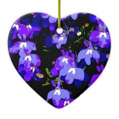 Deep Purple Delight #purple #ornament #heart