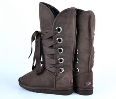 Do you like these lace up Uggs?  If yes, re-pin and click here to #win a pair of #Ugg Boots from WomanFreebies!  http://womanfreebies.com/sweepstakes/win-ugg-boots/?laceupuggs  *Expires February 14, 2013*