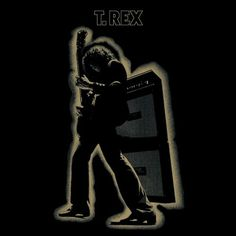 T-Rex: Electric Warrior. If you do not own this album, go buy it Greatest Album Covers, Iconic Album Covers, Rock Album Covers, Pink Floyd Album Covers, Pink Floyd Albums, Electric Warrior, Rock N Roll, Storm Thorgerson, Classic Rock Albums