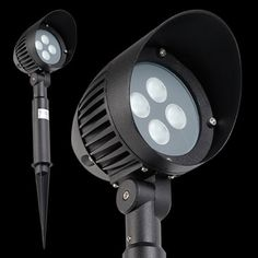 I have installed these in a Sandton garden :: LED Spike Outdoor Uplight