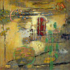 "Mystic Solitude oil on canvas | 48 x 48"" | 2016Rick Stevens..."