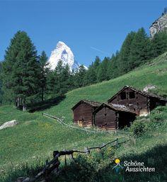 Matterhorn - Zermatt  www.schoene-aussichten.travel/paket/48-grand-train-tour-of-switzerland  (c) swiss-image.ch / Christof Sonderegger