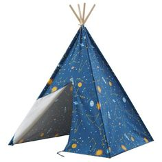 Toddler Play Tent, Childrens Play Tents, Play Teepee, Kids Tents, Teepee Tent, Teepee Nursery, Teepees, Wooden Poles, Kids Playing