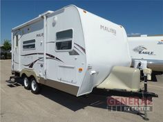 Used 2008 Layton Malibu 1811 Travel Trailer at General RV | Huntley, IL | #128287