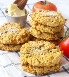 Mango, Pineapple and Coconut Oaty Biscuits Healthy Treats, Healthy Baking, Healthy Food, Oaty Biscuits, Flapjack Recipe, Baby Cooking, Good Food, Yummy Food, Tasty