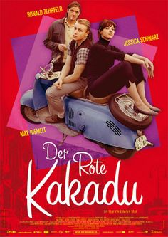 Der rote Kakadu mit Max Riemelt und Jessica Schwarz :)