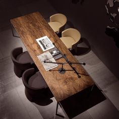 Jorn, Rodolfo Dordoni, Minotti #table #home #furniture